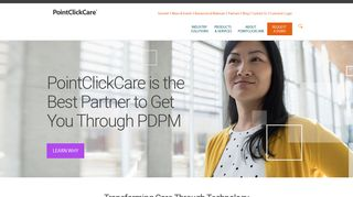 PointClickCare - #1 Cloud-Based EHR Software for Long ...