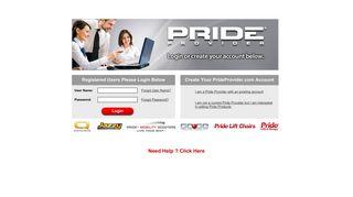 Pride Provider