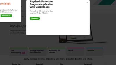 QuickBooks®: Official Site  Smart Tools. Better Business.