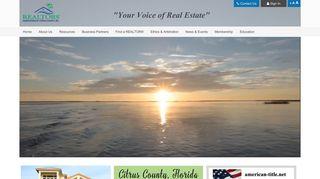REALTORS® Association of Citrus County, Inc.