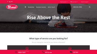 Rise Broadband   Fast, Reliable Wireless Internet