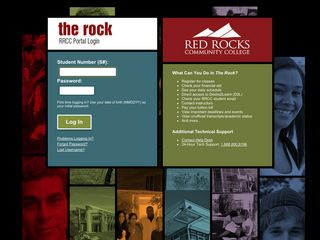 Rock - CCCS Connect Portal
