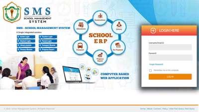 School Managment System - LOGIN HERE