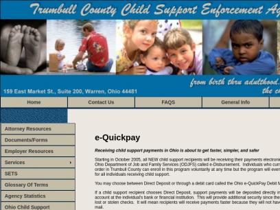 Trumbull County CSEA