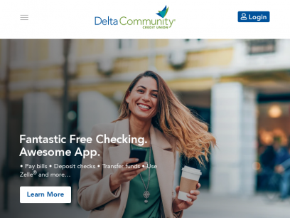Banking, Checking, Loans & Investments - Delta Community Credit Union