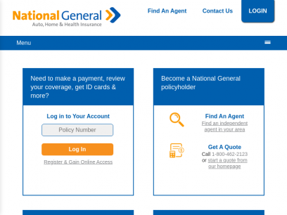 Contact Us | National General Insurance