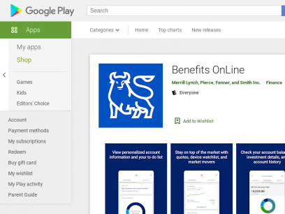 Benefits OnLine - Apps on Google Play