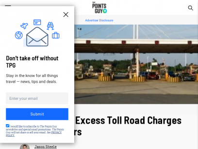 How to Avoid Excess Toll Road Charges for Rental Cars