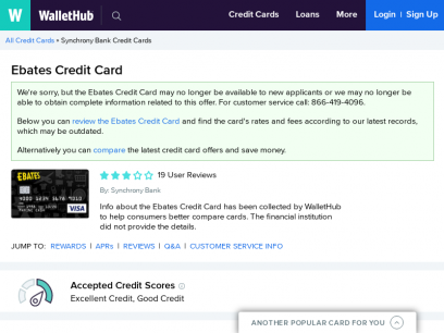 Ebates Credit Card Reviews: Is It Worth It? (2021)