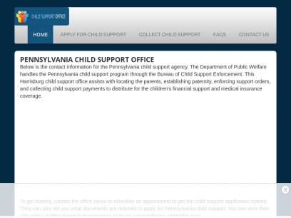 Pennsylvania Child Support Office