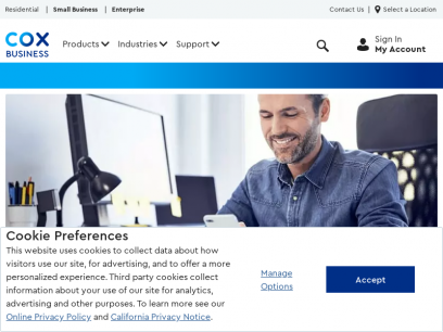Cox Business Service Outage | Support & Troubleshooting