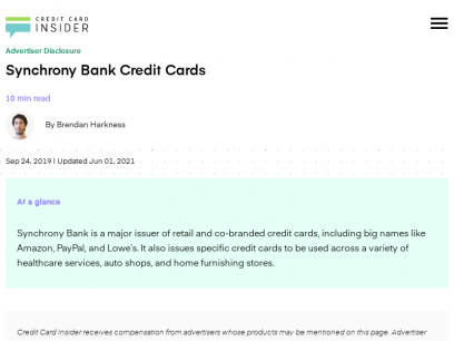 Complete 2021 List of Synchrony Bank Store Cards (Login & Contact Info)