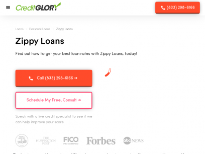 Get Your Best Loan Rates w/ Zippy Loans, Today!