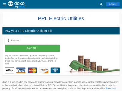PPL Electric Utilities | Pay Your Bill Online | doxo.com