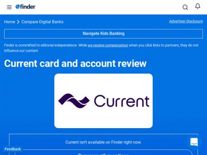 Current card and review September 2021   finder.com