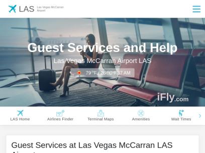 Las Vegas Las Vegas McCarran LAS Airport Terminal Services   LAS Lost Found, Mail, Pets