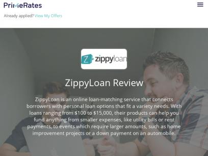 ZippyLoan Review: Is ZippyLoan Legit & Safe?