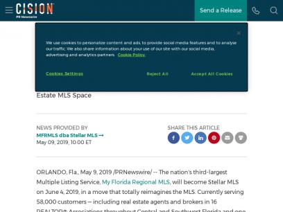A Stellar Idea: My Florida Regional MLS Reimagines the Multiple Listing Service