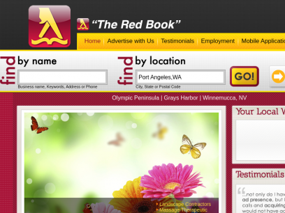 Red Book Search Yellow Pages   White Pages   Business Listings   Phone Books