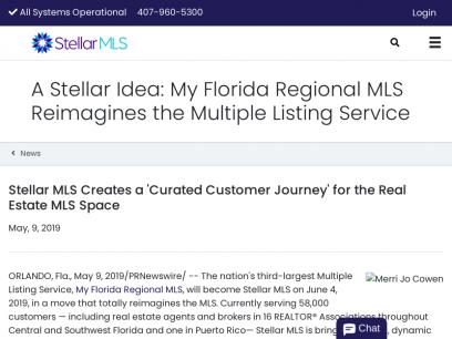 A Stellar Idea: My Florida Regional MLS Reimagines the Multiple Listing Service | Stellar MLS