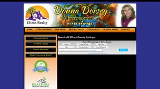 Search All Citrus County Real Estate Listings MLS Citrus ...