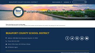 Search - Beaufort County School District