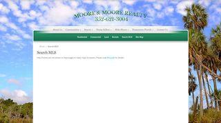 Search MLS - Citrus County Florida Real Estate