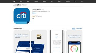 Sears Credit Card: Sign On - Citi.com
