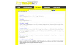 Secure Claim Inmediata Login - Web Listings & Local ...