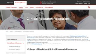 Secure Mail - The Ohio State University College of Medicine
