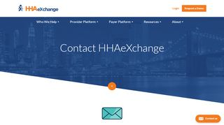 Services - HHA eXchange