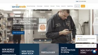 ServiceTrade - Mobile software for commercial service ...