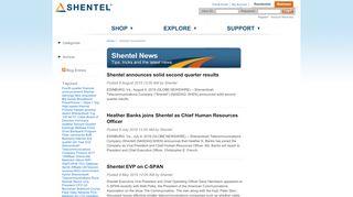 Shentel Connections - Shentel