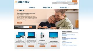 Shentel - High-Speed Internet, Home Phone and Advanced ...