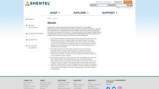 Shentel - Shentel