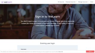 Sign in - WeLearn