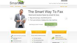 SmartFax | Internet Faxing Service - Free Fax Trial