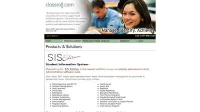 Solutions - Classroll