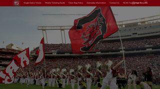 South Carolina Gamecocks Fans - Ticketmaster | Account ...
