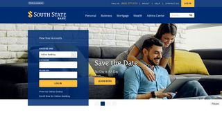 South State Bank | Welcome
