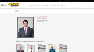 Staff   Ramey Chevrolet Princeton