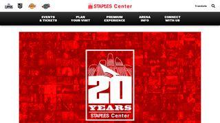 STAPLES Center Top Moments | STAPLES Center
