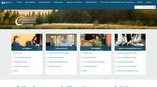 State of Oregon: Employment Department - Home - Oregon.gov