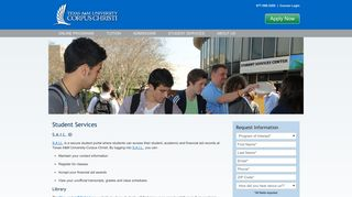 Student Services - Texas A&M-Corpus Christi Online