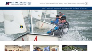 SUNY Maritime College: Home