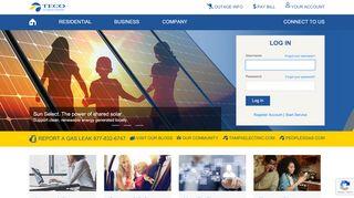 tecoaccount.com: Access Your Online Account