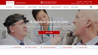 The Ohio State University Wexner Medical Center | Hospital ...