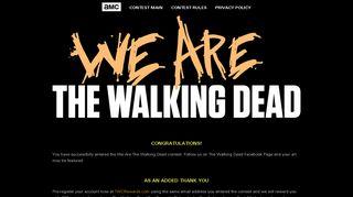 The Walking Dead - TWD Fan Art Sweepstakes – confirmed ...