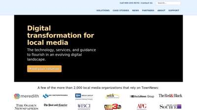 townnews.com  TownNews provides state-of-the-art content ...