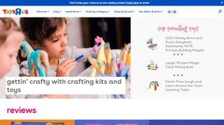 """Toysrus.com, The Official Toys""""R""""Us Site - Toys, Games, & More"""